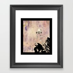 Baby Shower Framed Art Print