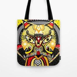 LISHKA YELLOW Tote Bag