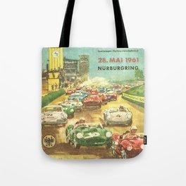 Nürburgring 1000km race Tote Bag