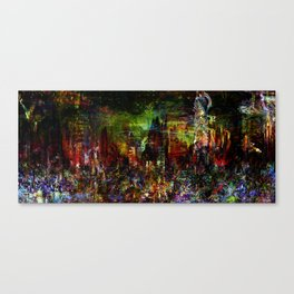 C-City X1-2 Canvas Print
