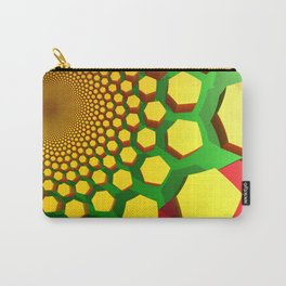 Sun Hive Carry-All Pouch
