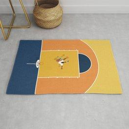 Basketball Vibes  Rug