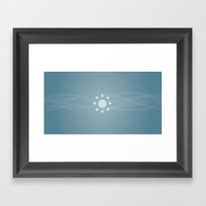 Hubski: A Thoughtful Web Framed Art Print