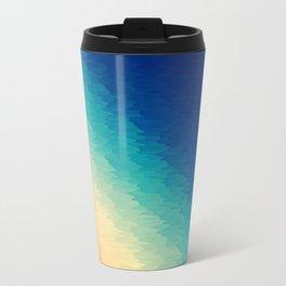 Warm to Cool Texture Travel Mug