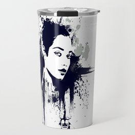 A Girl Travel Mug