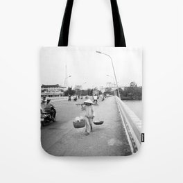 We've All Got To Be Going Somewhere Tote Bag