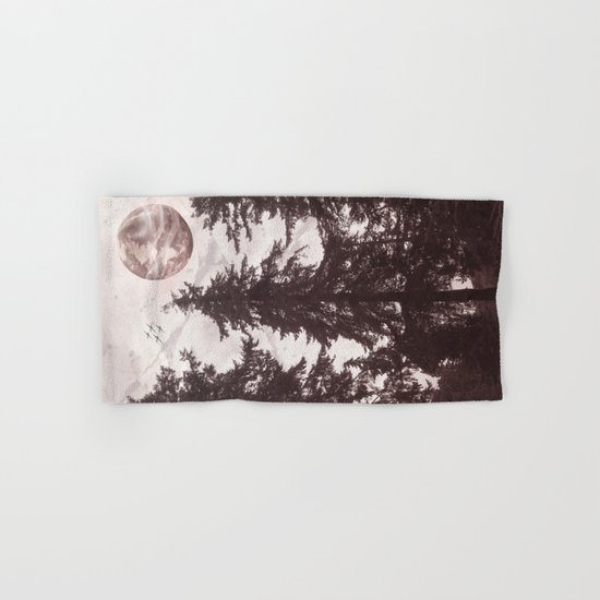 Woodland Echo Hand & Bath Towel