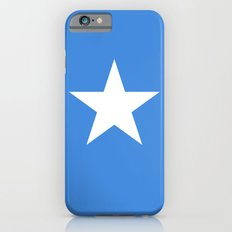 Somalian national flag - Authentic color and scale (high quality file) Slim Case iPhone 6s