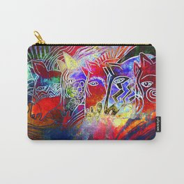 magic horses Carry-All Pouch