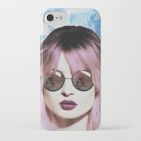 paradise iPhone & iPod Cases featuring Paradise by BTP Designs