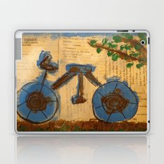 Riding Through Life Laptop & iPad Skin