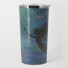 Mermaid Cave Travel Mug