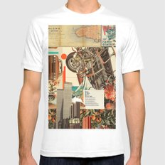 If You White MEDIUM Mens Fitted Tee