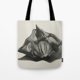 Water Chestnut Seed Tote Bag