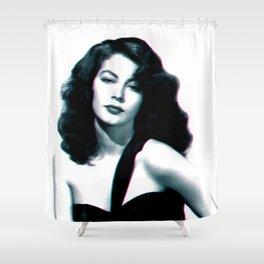 AVA GARDNER Shower Curtain