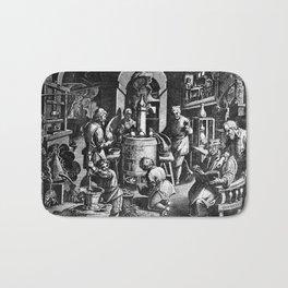 Alchemical Laboratory Bath Mat