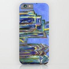 Blue Philadelphia Skyline Slim Case iPhone 6s