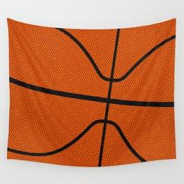Fantasy Basketball Super Fan Free Throw Wall Tapestry