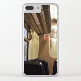 Northern Rail Clear iPhone Case