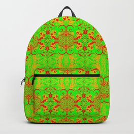 Roxbury (2 prints- 70's & 80's colors) Backpack