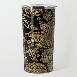 Fabric Travel Mug