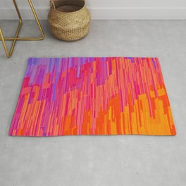 Scorched High-Rise Rug