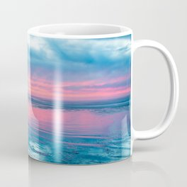 Hug Point Sunset Coffee Mug