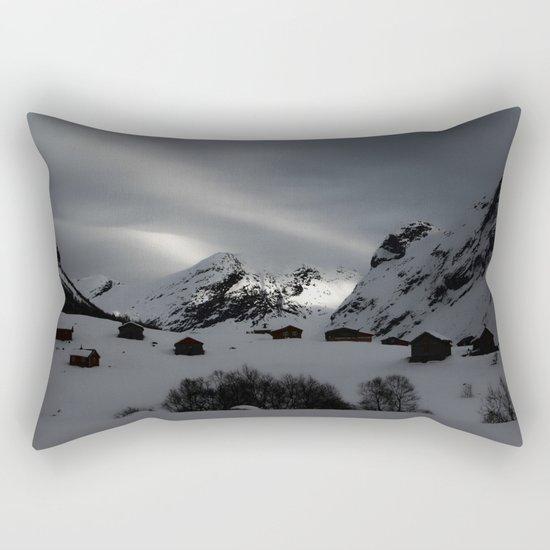 Coming Home Rectangular Pillow