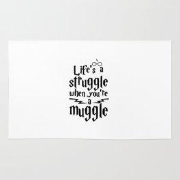Lifes Muggle Rug