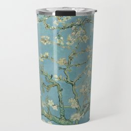 Vincent van Gogh - Almond Blossoms 1890 Travel Mug
