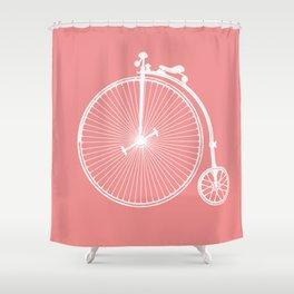 Vintage Love Shower Curtain