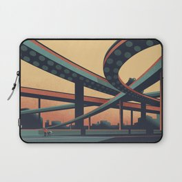 Urban Wildlife - Octopus Laptop Sleeve