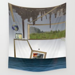 atmosphere · RahmenHandlung 171 Wall Tapestry