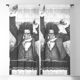 Beethoven 250th anniversary Blackout Curtain