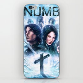 Numb Book 1 Zombie Concept 1 iPhone Skin