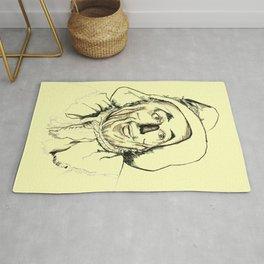 Scarecrow - Yellow Pathway Rug