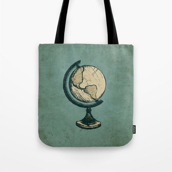 Travel On Tote Bag