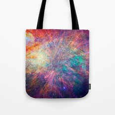 Explosion (Happy New Year)  Tote Bag