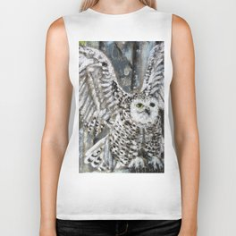 Art.For the people by Ildiko Csegoldi Biker Tank