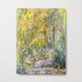 Abstract Art 1007 Metal Print