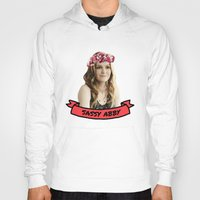scandal Hoodies featuring Sassy Abby by itsbritt