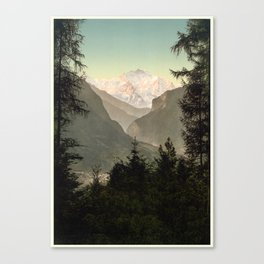 The Maiden Canvas Print
