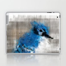 A Blue Jay Today Laptop & iPad Skin