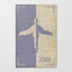 The Legend of Zelda: Skyward Sword Canvas Print