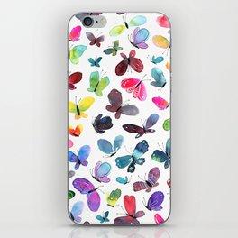 Spring Wings iPhone Skin