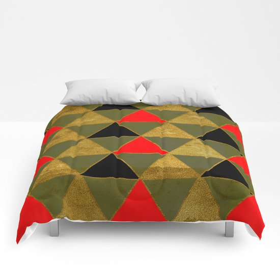 Abstract #481 Comforters