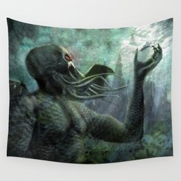 The Depths Wall Tapestry