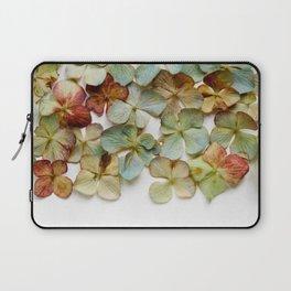 Hydrangea Petals no. 2 Laptop Sleeve