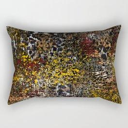 Frying safari Rectangular Pillow