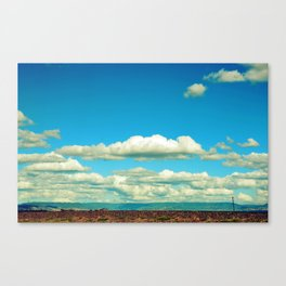 Telegraph Road Canvas Print